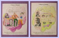 Martin Luther King Jr. beautiful display pieces with photo montages.  No-Prep Printables.  Conversation starters about friendship and brotherhood, mini-book on Dr. King's Life and more.