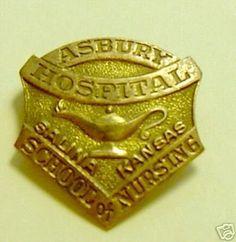 Asbury Hospital School of Nursing, Salina , KS