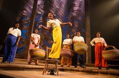 Review - The Color Purple Revival on Broadway: Cynthia Erivo and the cast of The Color Purple