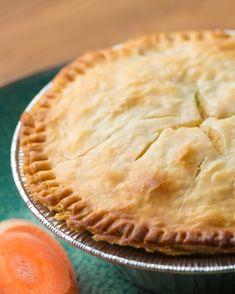 Freeze & Bake Chicken Pot Pies