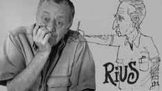 En lo más fffres.co: Se nos fue Rius:  El día de hoy, martes 8 de agosto amanecimos con la triste… #Ilustración #Comic #historieta #rius