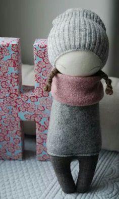 Super cute doll by muc muc