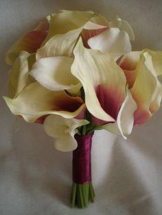 sandria colored weddings | ... Wedding Flowers | Love Is Blooming: This Season's Hot Color: Sangria