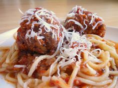 Sunny Days With My Loves - Adventures in Homemaking: Marvelous Meatballs (and My Secret Ingredient!!)