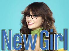 New Girl-- I feel like I'm watching a show about myself :)