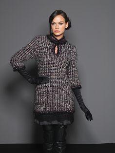 Copper Robe tunique : Polyamide, Laine › Tunique › Femme › Laines Annyblatt