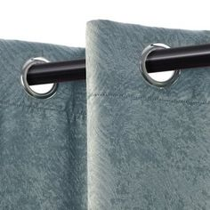 Shop for Superior Waverly Insulated Thermal Blackout Grommet Curtain Panel Pair. Kids Curtains, Cool Curtains, Grommet Curtains, Panel Curtains, Blackout Panels, Blackout Curtains, Waverly Curtains, Custom Drapes, Curtain Poles