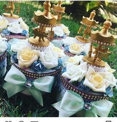 Princesas Disney, Party, Desserts, Food, Party Favors, Carousel, Butterflies, Good Ideas, Kids Part