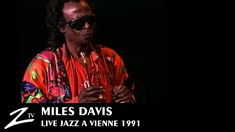 Miles Davis - The Last Performance - LIVE 1991 Miles Davis, Live Jazz, Channel, R&b Artists, Live Hd, Marvin Gaye, Jazz Blues, Popular Music, Cool Guitar