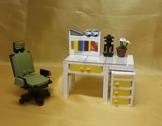 Desk and chair | Flickr - Photo Sharing!