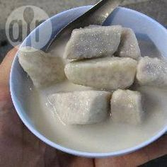 Tender taro root cooked in coconut milk recipe – All recipes Asia Taro Recipes, Healthy Recipes, Cooking Recipes, Asian Recipes, Whole30 Recipes, Healthy Food, Healthy Eating, Coconut Milk Recipes, Kitchens