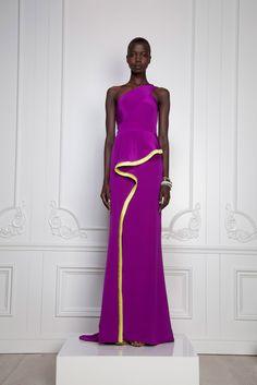 Rachel Roy Spring 2013 Ready-to-Wear Fashion Show Fashion Week, High Fashion, Fashion Show, Womens Fashion, Love Fashion, Fashion Design, Rachel Roy, One Shoulder Prom Dress, Looks Style