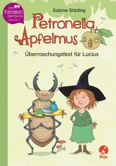 Petronella Apfelmus - 脺berraschungsfest f眉r Lucius: Erstleser Illustrator, Furano, Reading Games, Scary Stories, Popular Books, Online Marketing, Books To Read, Ebooks, Family Guy