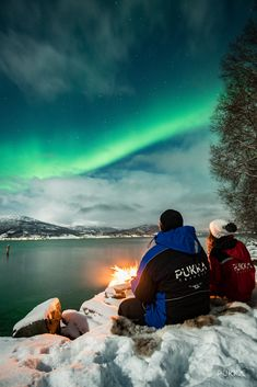 Watching the Northern Lights with Pukka Travels in Tromsø, Norway. An eco-friendly tour operator with small groups, and an amazing team! Pukka, Mini Bus, Tromso, Tour Operator, Small Groups, Trip Planning, Eco Friendly, Northern Lights, Tours