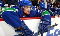 Henrik Sedin, Vancouver Canucks- one of the Sedin Brothers Hockey Teams, Hockey Players, Ice Hockey, Henrik Sedin, Canada Hockey, Florida Panthers, Vancouver Canucks, Lacrosse, Nhl