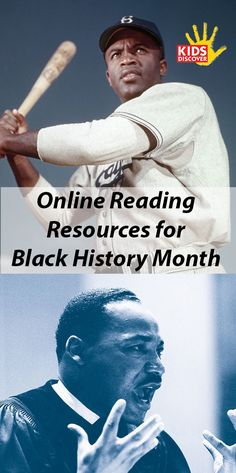 This February, pay tribute to African American History all month long with these visually stunning online resources, sure to pique young learners' interest and engagement. Learn about the birth of the Civil Rights movement in the United States, and meet revolutionary figures like Dr. Martin Luther King Jr., Rosa Parks, and Jackie Robinson. Sign up today to get started!
