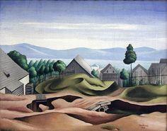 Jan Zrzavy (1890-1977) - Krucemburk
