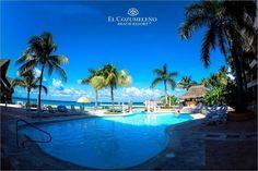 Disfruta estas vacaciones de verano en El Cozumeleño Beach Resort!!