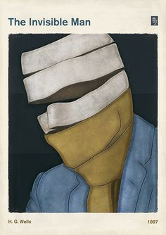 a literary analysis of the invisible man by h g wells Comparative literary analysis: the invisible man vsthe invisible man regents english 10   mr eure & ms olson  drafting the essay: step #3  arrange the shape of the response paragraph by paragraph.