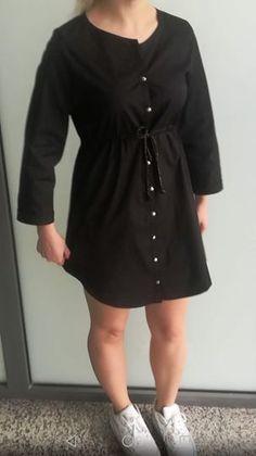 Cold Shoulder Dress, Shirt Dress, Shirts, Dresses, Fashion, Tunic, Vestidos, Moda, Shirtdress