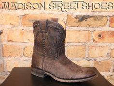 Frye Wyatt Overlay Short boot
