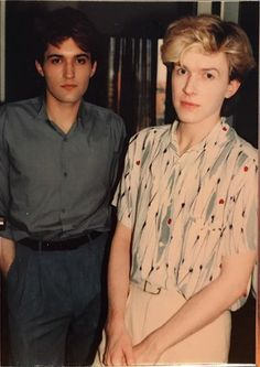 The gorgeous brothers Steve & David