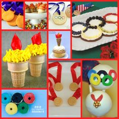 Olympic food