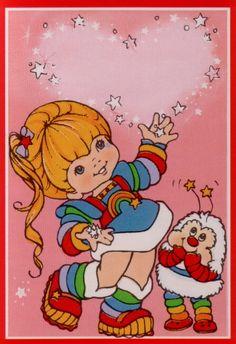 Picture Gallery   1980s Rainbow Brite