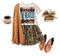 """Bookstore"" by samarayared on Polyvore"