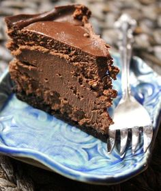You can make a cheesecake in a pressure cooker? And one of the best chocolate cheesecakes in the world? Yup, it's all true!