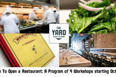 Learn How to Open a Restaurant | THE BLOG