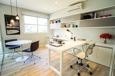 projeto comercial sala de trabalho