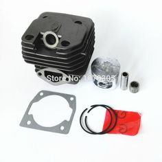 4500 45CC Chainsaw cylinder and piston kit dia 43mm with needle bearing