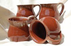 Nutmeg Mugs by StayARThomeMom on Etsy, $8.00