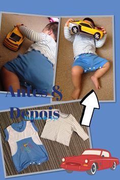 baby clothing diy
