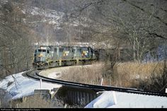 RailPictures.Net Photo: SBD 8535 Seaboard System EMD SD50 at Irondale, Virginia by Ron Flanary