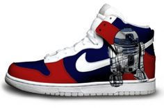Custom 'Pop Culture' Nike Trainers | Killer Kitsch https://killerkitsch.wordpress.com/2015/02/20/custom-pop-culture-nike-trainers/