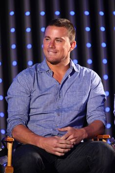 Channing Tatum - Kind heart and soul.. Good daddy, positive vibes, brains and a sexy bod.. Total package obsessions..? Yes