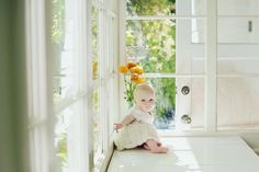 little Madeline on the kitchen table | from a recent family shoot #familyphotographysf #mkcoportraits #babylove