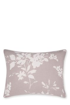 Buy Natural Rustic Floral Print Reversible Cushion from the Next UK online shop