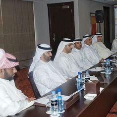 لقاء اعمال دبي الثاني  بفندق ياسات قلوريا  #رواد_الاعمال_الامارات by etijahat1