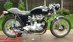 T140V cafe racer | British Modified/Specials | BritBike Forum