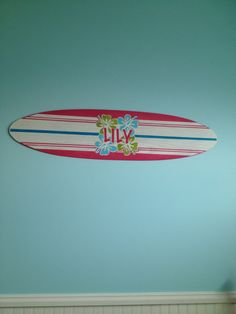 Girls Surf Room, Girl Room, Girls Bedroom, Bedroom Themes, Bedroom Colors, Bedroom Ideas, Bedroom Decor, Surfer Bedroom, Autumn Room