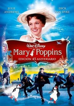 mary poppins español pelicula completa - YouTube