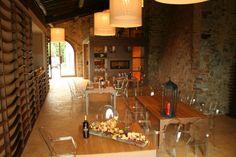 Rocca di Castagnoli, winery in Gaiole in Chianti, Tuscany, Italy. Project by Studio Boglietti www.studioboglietti.it