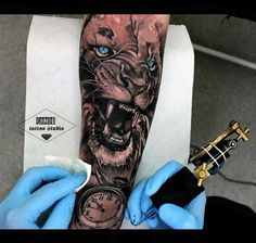 Tattoo by Vladimir Drozdov (https://www.facebook.com/die.besten.Tattoo.Ideen)