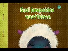 Susi lampaiden vaatteissa - YouTube Fairy Tale Story Book, Fairy Tales, Brain Breaks, Youtube, Teaching, Christmas Ornaments, Holiday Decor, Videos, Books