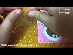 [Re-ment] SAN-X) Rilakkuma birthday cake #6 - YouTube Rement, Rilakkuma, Birthday Cake, San, Youtube, Collection, Birthday Cakes, Youtubers, Cake Birthday