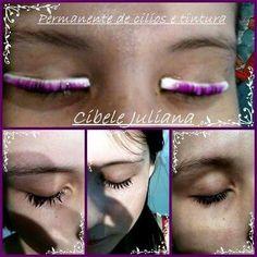 Permanente cílios