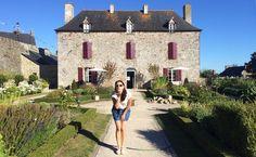 Bretagne-2016_30 Mont Saint Michel, Trips, Mansions, House Styles, Brittany, Viajes, Fancy Houses, Travel, Mansion